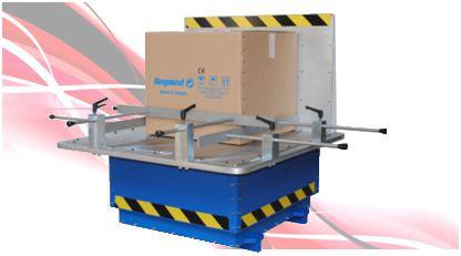 Simulador de Transportes Vibramax VMX1100R