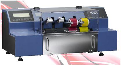 Ensaios de Printabilidade (High Speed Inking) Unit 4
