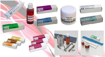 Ensaios de Printabilidade IGT (Tintas e Óleos)