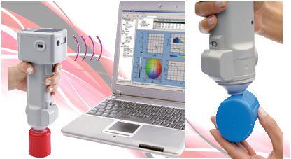Espectrofotômetro Portátil CM600D CM700D