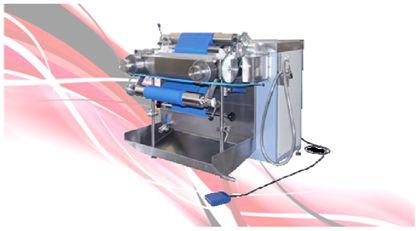 Impregnadora de Laboratório (Foulard Horizontal) HFRB350 HFRB500