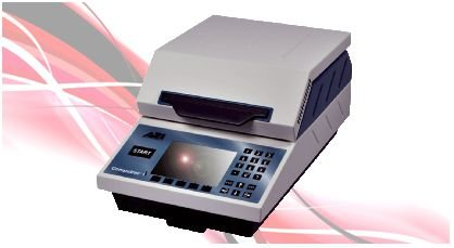 Analisador de Umidade e Sólidos Computrac MAX4000XL