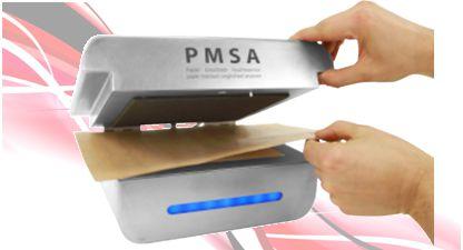 Medidor de Umidade (Higrômetro) p/ Folha de Papel PMSA