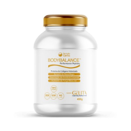 Body Balance 450g - Colágeno do Músculo