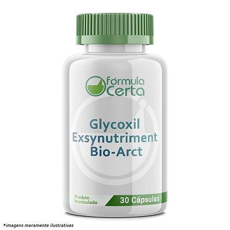 Glycoxil + Exsynutriment + Bio-Arct 30 Cápsulas