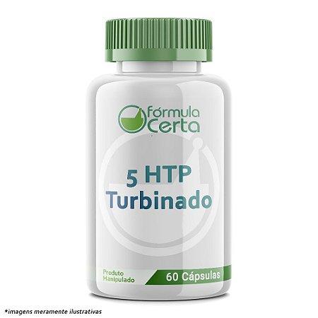 5 HTP TURBINADO - 60 CÁPSULAS