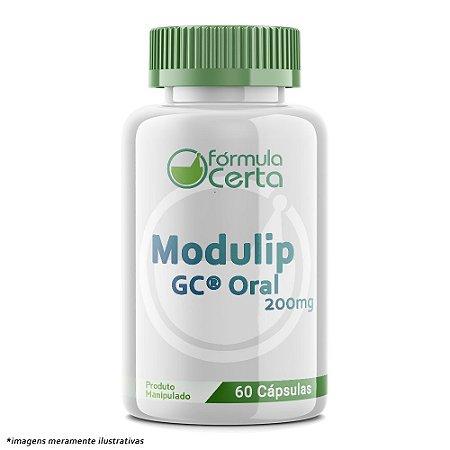 Modulip GC® Oral 200mg 60 Cápsulas