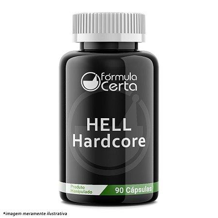 HELL Hardcore - 90 Cápsulas