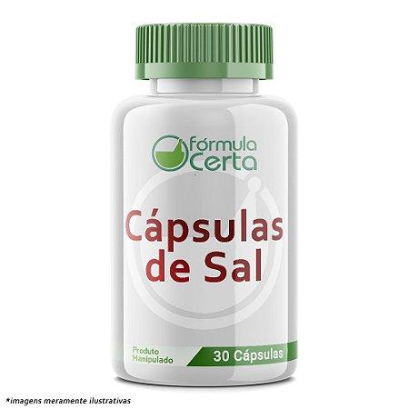 Capsula de Sal - 30 Cápsulas