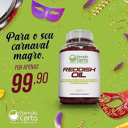 Reddish Oil 60  Doses - Termogenico