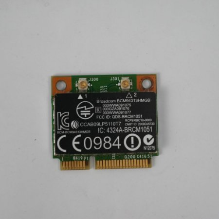 Placa Wifi do Notebook HP G4-1190br Pronta entrega!