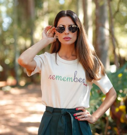 T- Shirt Sued Remember