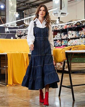 Vestido Jeans Lindo