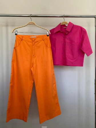 Camisa Helena Pink