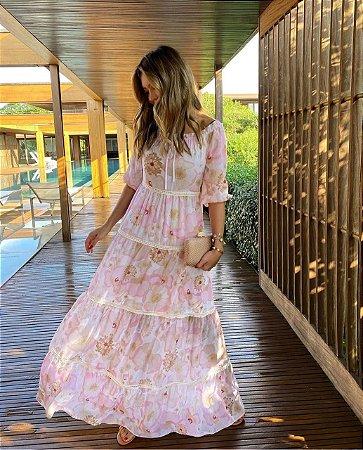 Vestido Floral Lulu