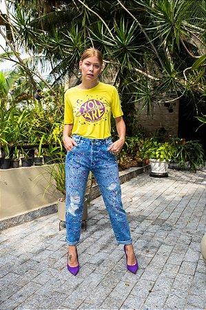 Calça Debora Jeans