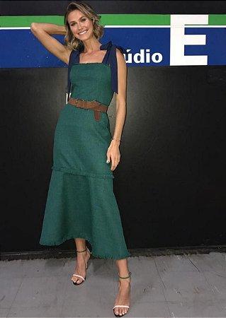 Vestido Antonella Verde