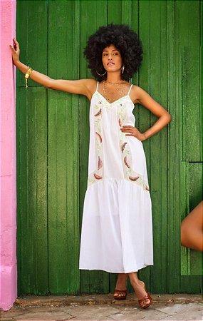 Vestido Emanuela Off White