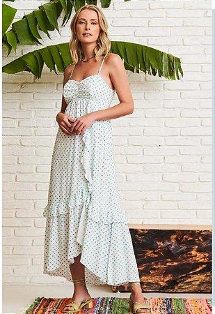 Vestido Marisol Off White