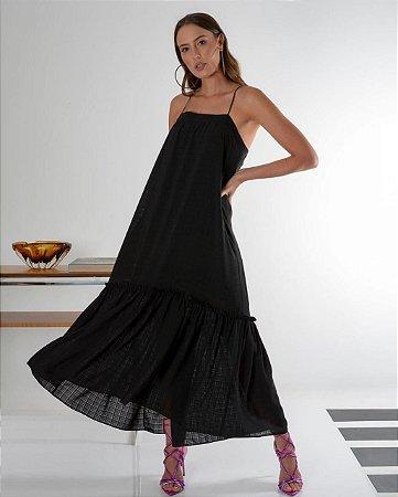 Vestido Heloisa Preto