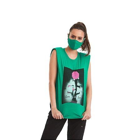 T-shirt Priscila Verde