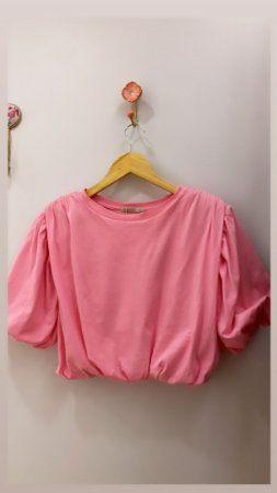 T-Shirt Balone Rosa