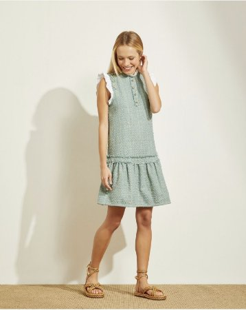Vestido Tweed Iorane