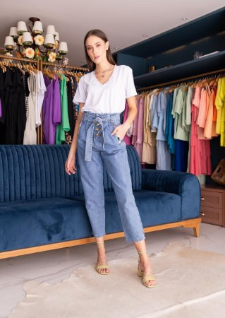 Calça Jeans Camilla