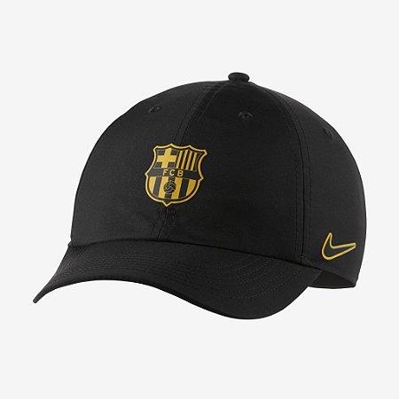Boné Nike FC Barcelona Heritage86 Unissex