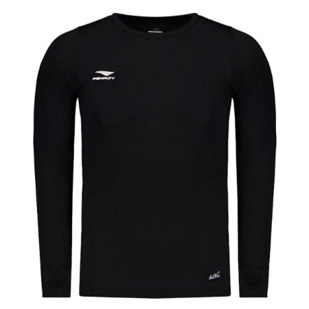 Camisa Térmica Penalty Matís X Masculina - Preto