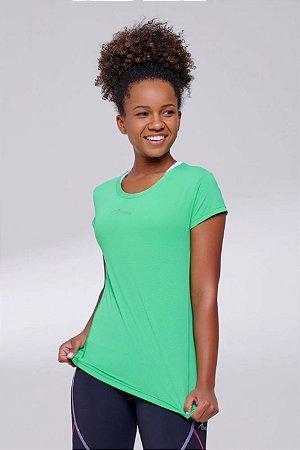 Camiseta Authen Keep Cool Feminina - Rosa