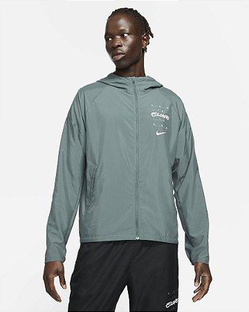 Jaqueta Corta Vento Nike Essential Wild Run Masculino