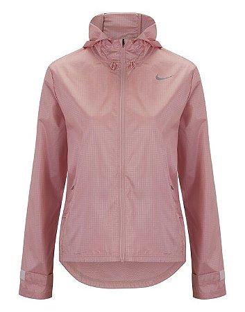 Jaqueta Nike Essential Feminina - Rosa - Corta Vento