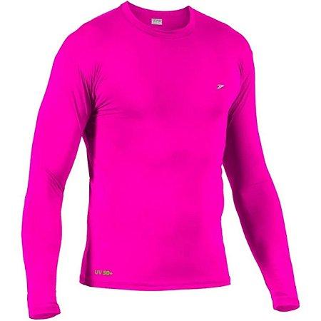 Camiseta Térmica Skin Basic III M/L 04172 Poker Feminina/Masculina