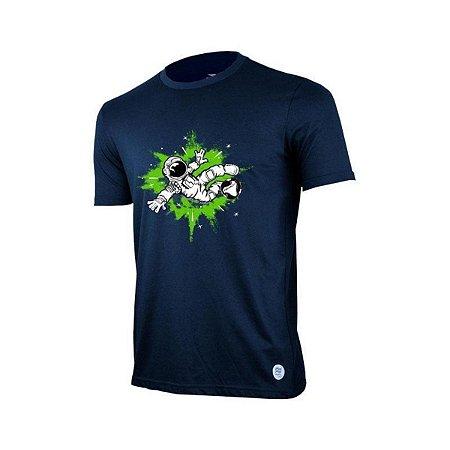 Camiseta Penalty Espaço Juvenil Marinho