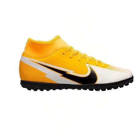 Chuteira Society Nike Mercurial Superfly 7 Club TF - Adulto AT780-801