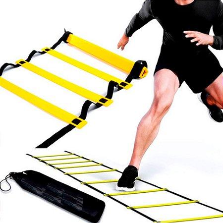 Escada de Agilidade Funcional 11 Degraus Hyper Sport