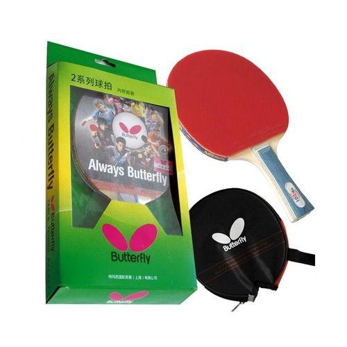 Raquete Butterfly Tenis Mesa c/ Capa B21