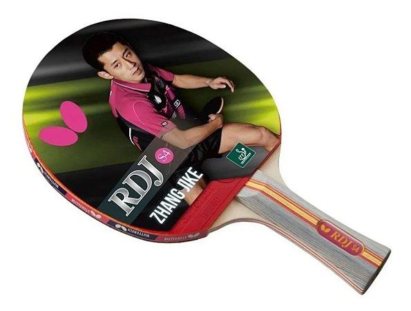 Raquete De Tenis De Mesa Butterfly Rdj S4 - Zhang Jike