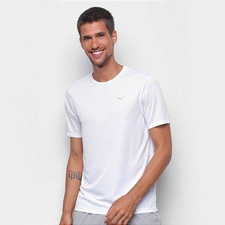 Camiseta Mizuno Run Spark 2 M-Branco
