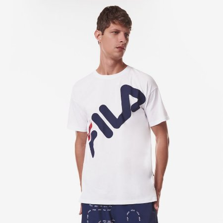 Camiseta Fila Masculino Big Letter