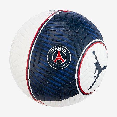 Bola Nike PSG Strike - Branco-Azul DC2361-100