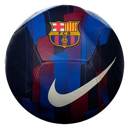 Bola Futebol Campo Nike Fc Barcelona Pitch DC2237-451
