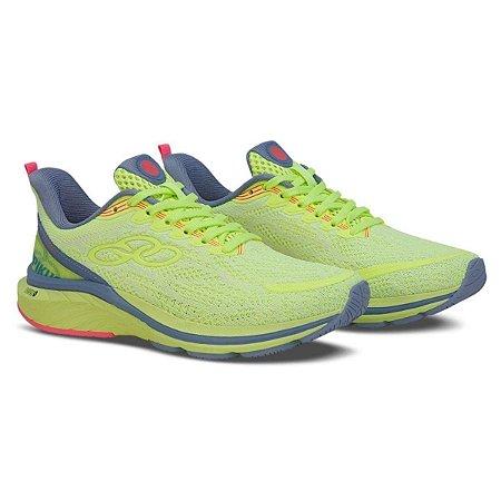 Tênis Olympikus Feminino Flash 910 - Verde Limão