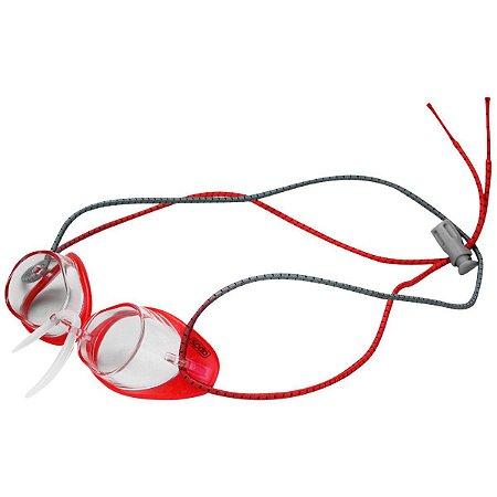 Óculos Speedo Speed - Vermelho