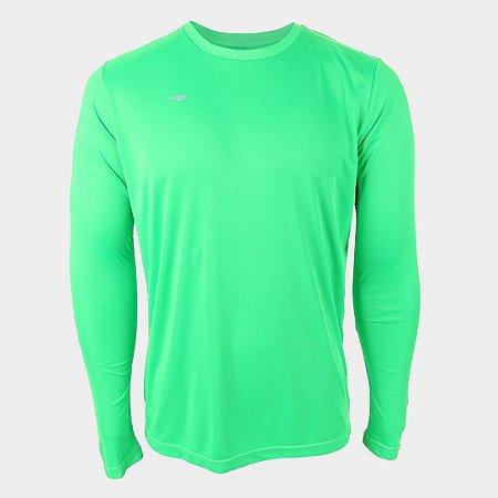 Camisa Penalty Masculino Manga longa Matis  - Verde