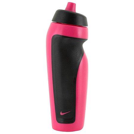Garrafa Nike Sport Water - 591 ml - Pink+Preto