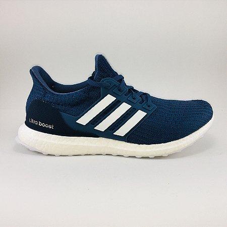 Tênis Adidas Ultraboost Masculino Azul CM8113
