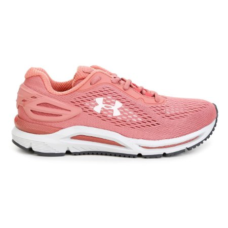 Tênis Under Armour Charged Spread - Rosa e Branco 3023417-600