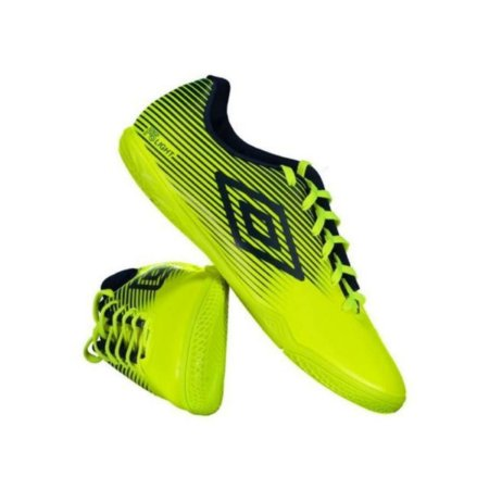 Chuteira Umbro F5 Light Futsal - Verde 827862